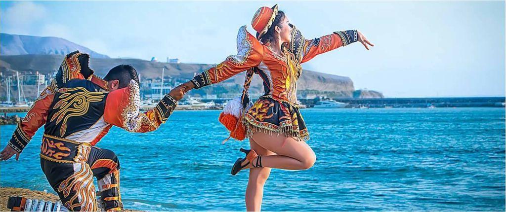 Caporales frente al mar | Perú Caporal | www.perucaporal.com | Fotografía: José Razas