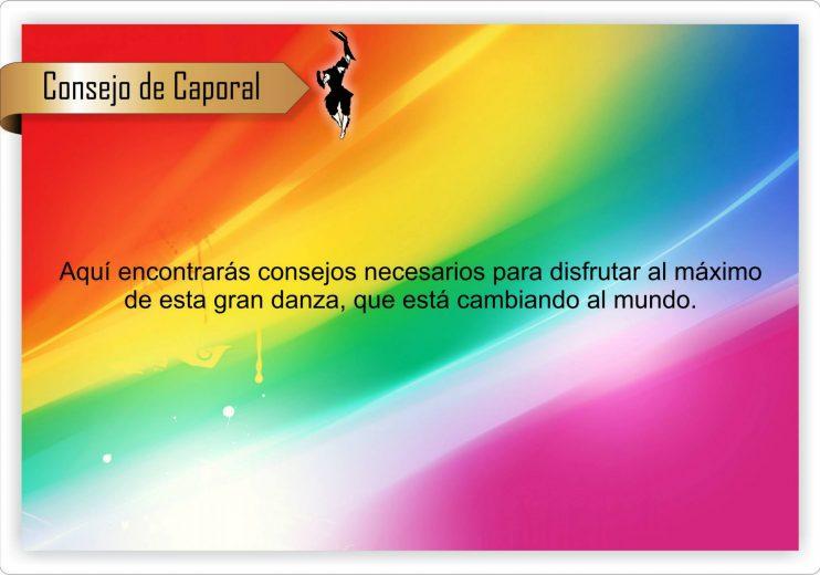 CONSEJOS DE CAPORAL