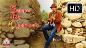 «Sangre de campeones» – Boris Sosa (caporal)