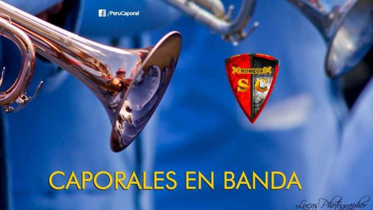Caporales en banda - San Carlos   Perú Caporal   perucaporal.com
