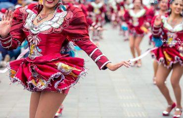 Candelaria 2018 - Perú Caporal - Fotografía de Orlando Gonzales