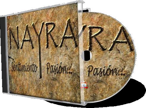 Nayra - ÁLBUM Sentimiento y Pasión